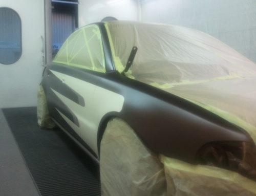 Audi A4 Komplettumbau